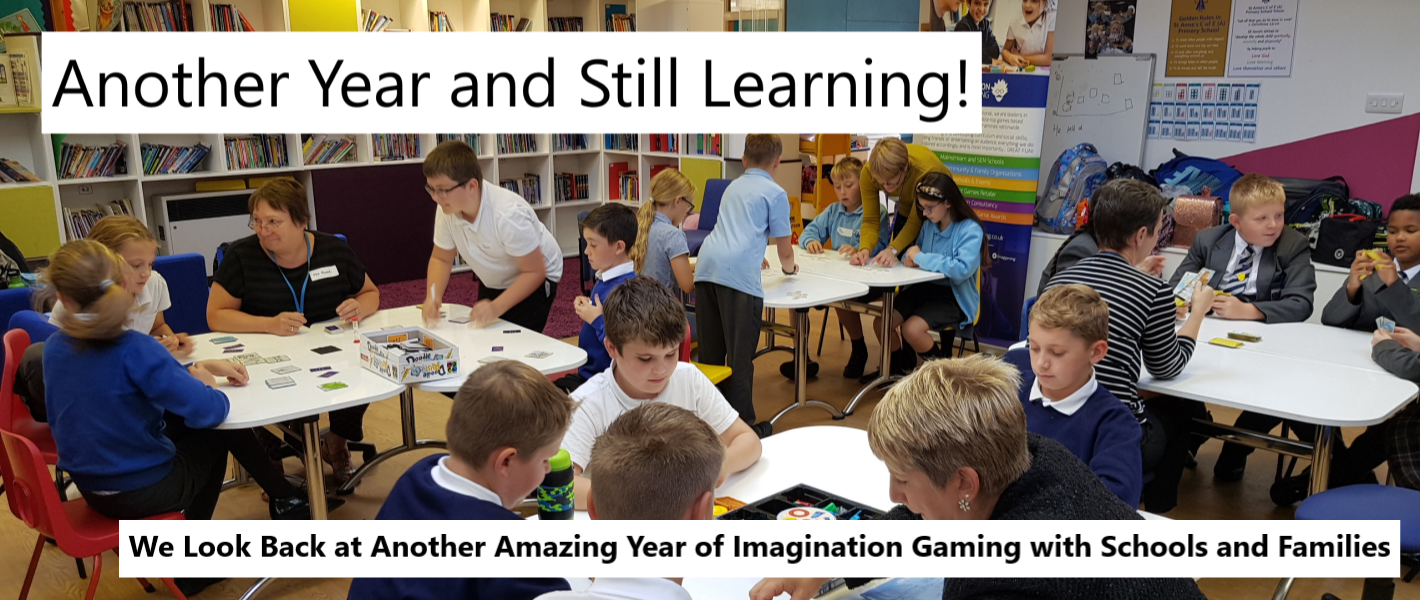 Another year and still learning slideshow banner