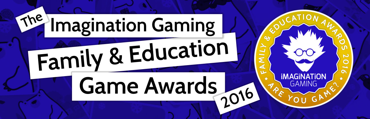 Imagination Gaming Awards 2016