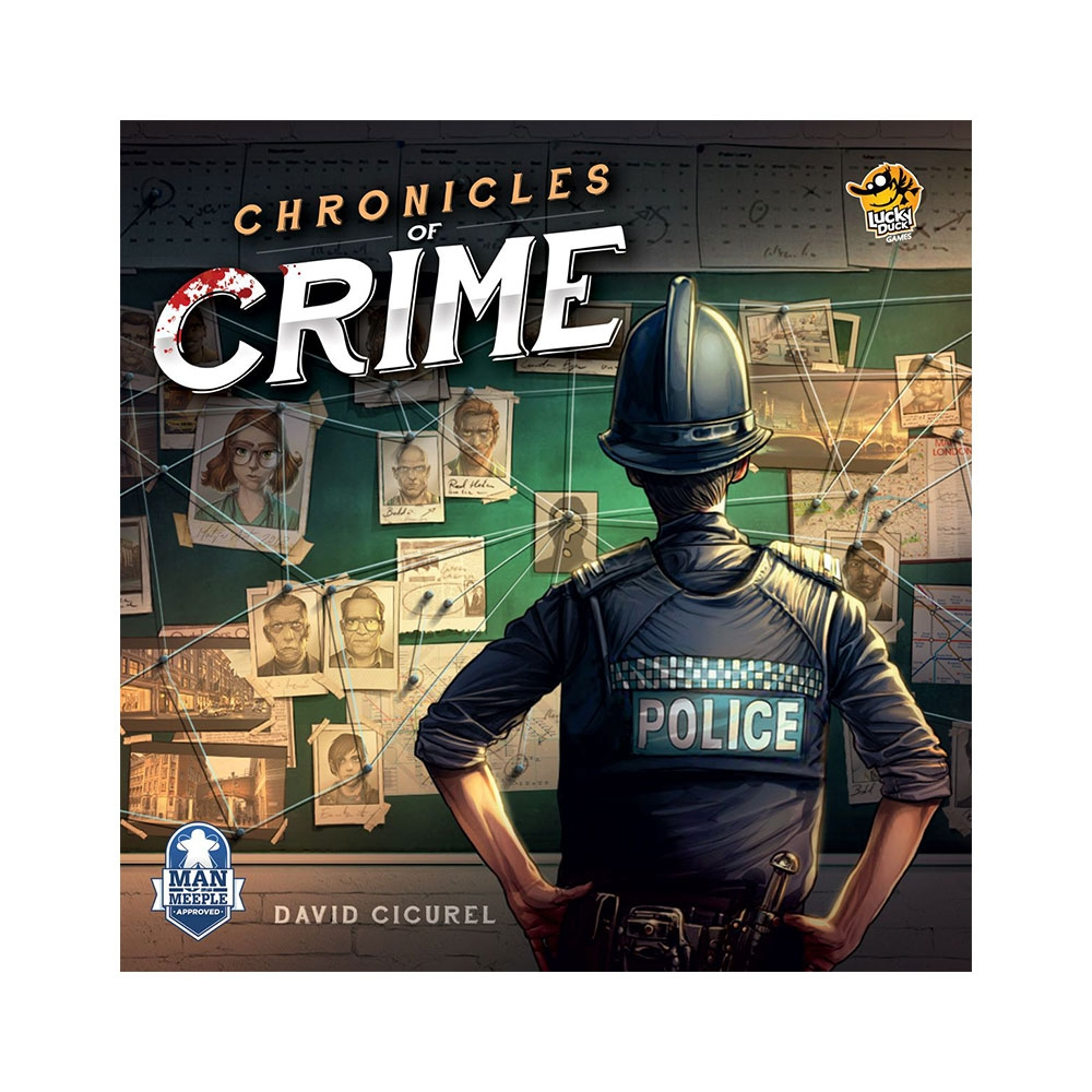 Chronicles Of Crime   Imagination Gaming