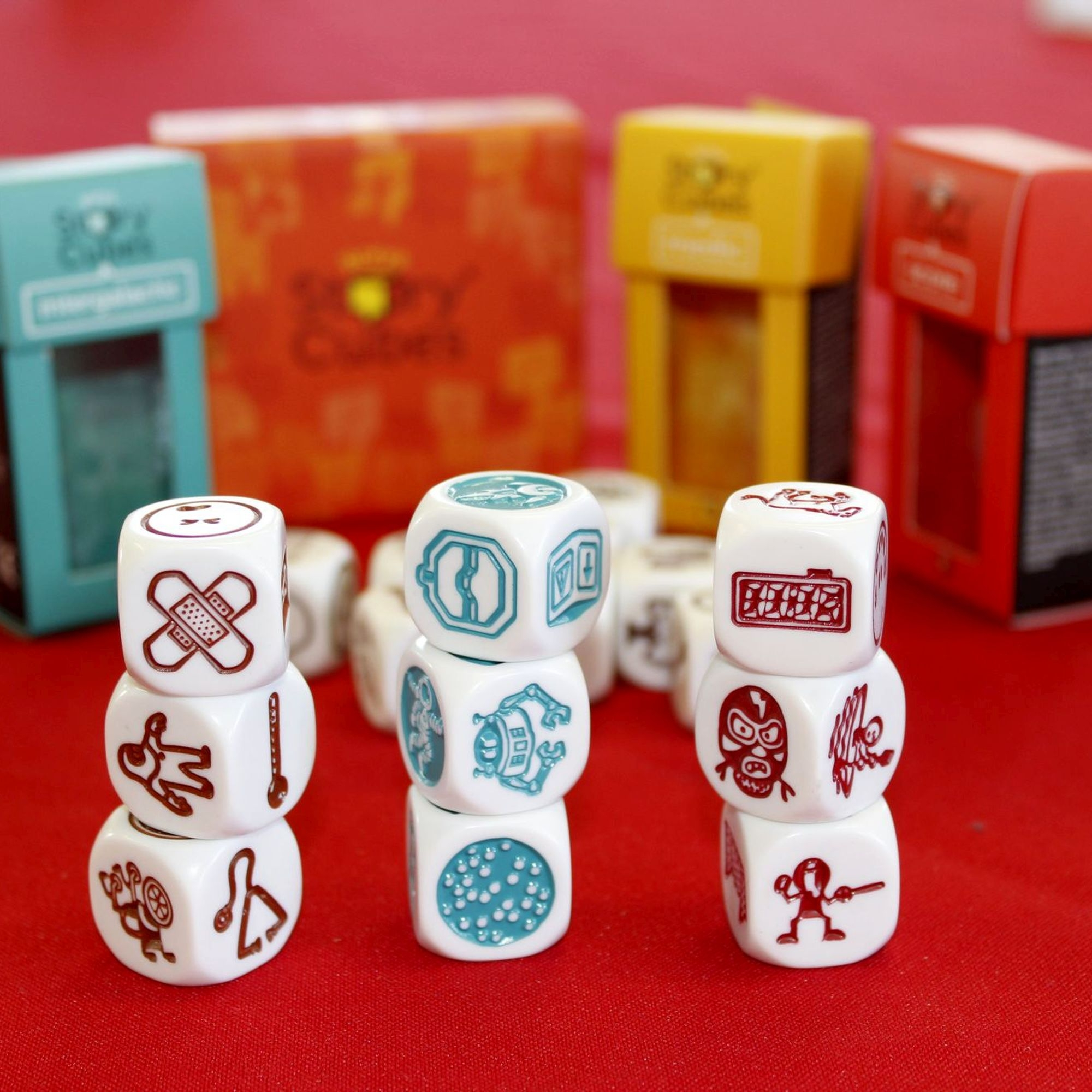 Intergalactic Rorys Story Cubes