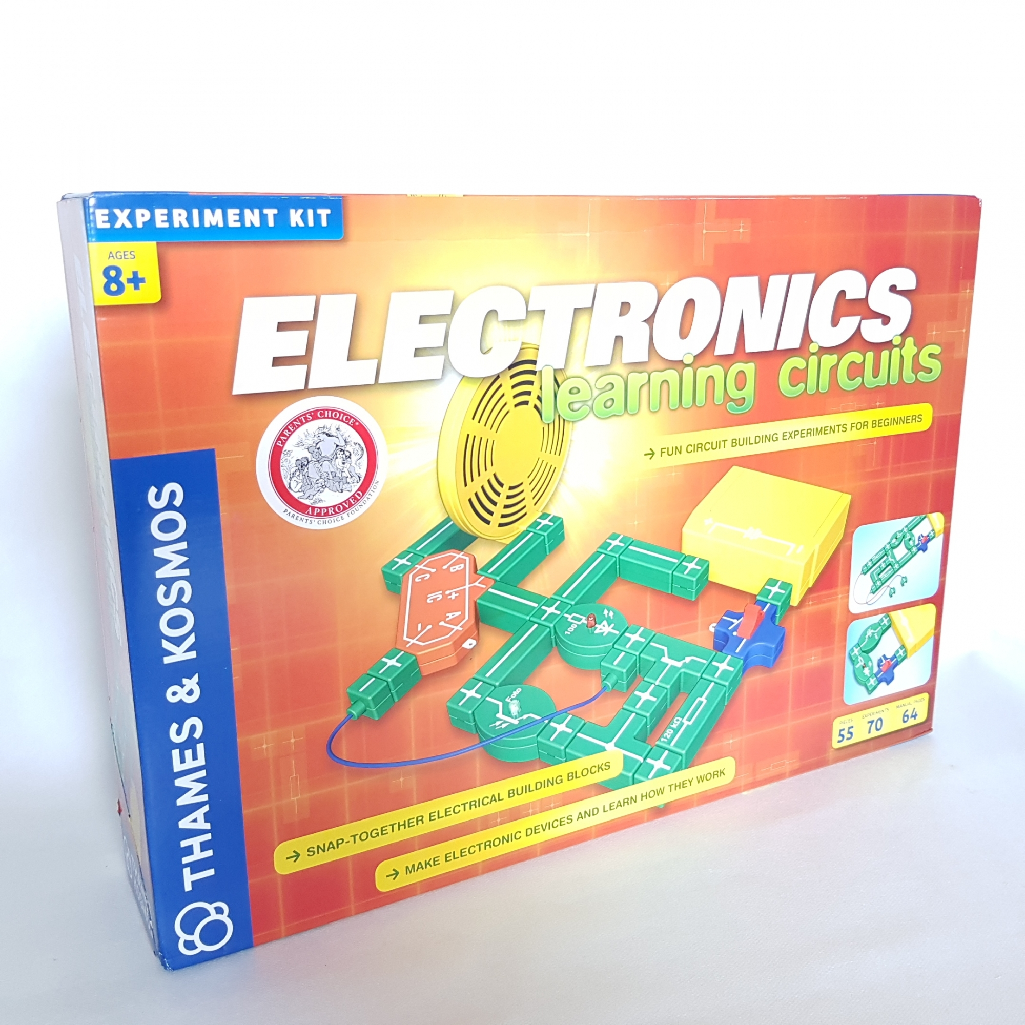 electronics learning circuits imagination gaming