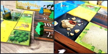 12 Days of Gaming - Kingdomino