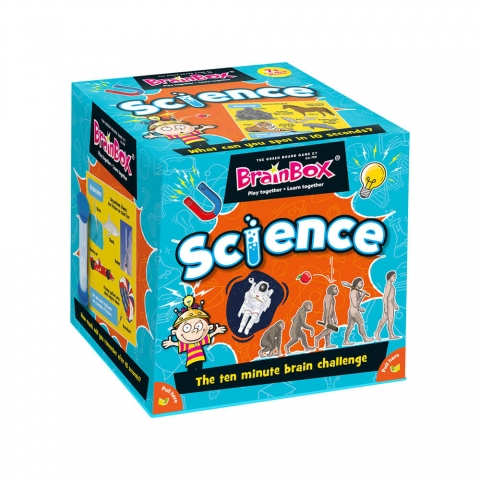 Brain Box Science