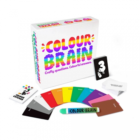 Colour Brain