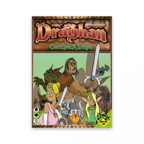 Draghan - Once Upon A Dragon