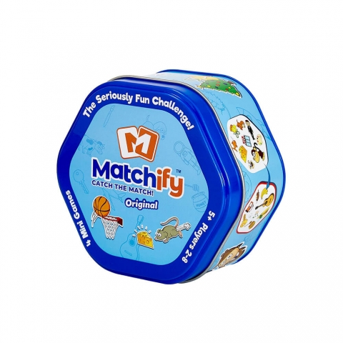 Matchify Blue