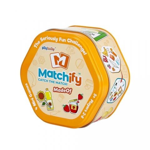 Matchify Orange