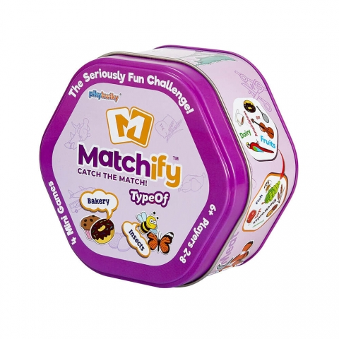Matchify Purple