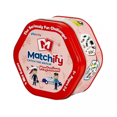 Matchify Red