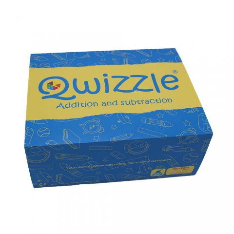 Qwizzle Addition & Subtraction Box