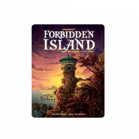 Forbidden Island - IG Awards 2017
