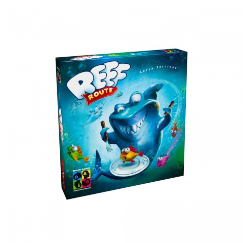 Reef Route - IG Game Awards 2017