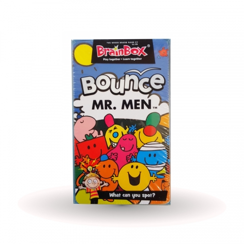 BrainBox Bounce Mr Men