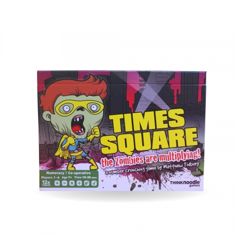 City Of Zombies - Times Square