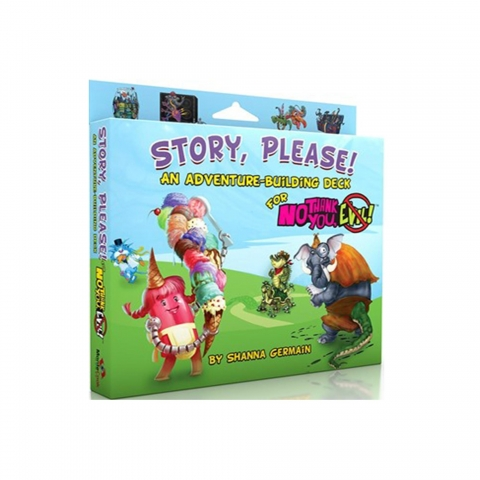 Story, Please! (Expansion)