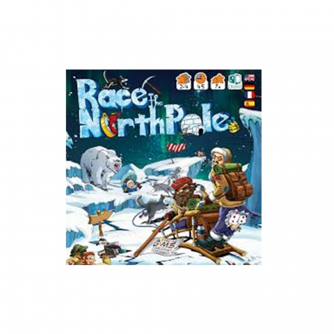 Race to the North Pole - IG Awards 2017